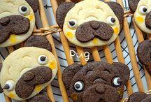 パグ犬【Pug】
