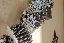 PINECONES!!! / by Laura Bennett