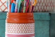 tins,jars,pots / by Manolis Markakis