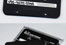 Business Cards | Wizytówki