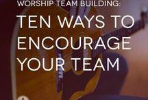 worship team building