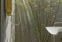 Outdoor shower - Utomhusdusch Utedusch