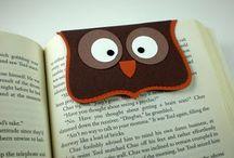 Marque Page /Bookmark