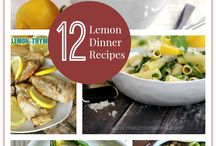 Recipe Round Ups / by The Cents'Able Shoppin