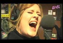 ADELE / Love Adele`s beautiful voice