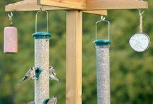 vogel voeder ideeen