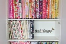 Fancy Fabrics / by Ashley Airey