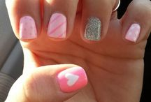 Nails / Pretty nail ideas / by Patience Thompson