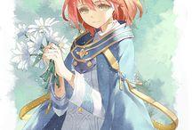 anime & manga / Haikyuu, noragami, akagami no shirayuki hime, maid sama, silent voice, assass class, other animmes