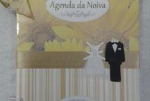Agenda da Noiva / Agenda da Noiva Personalizada