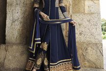 Afreen Anarkali Suit [Custom Order] / by Deshi Besh