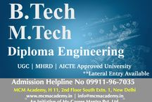 Distance Education in Delhi / MCM Academy is providing all kinds of Distance learning education & open education in India. If you are a failure student so don't wary you can save your gape time. Distance courses through various UGC, DEC, AICTE & MHRD (Govt. of India) Approved universities. Admission Open Call Now: +919999-13-7074.9999380958. To know more :- mcmacademy.in