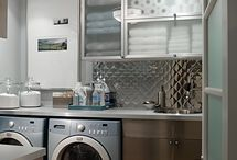 Awesome laundry rooms!