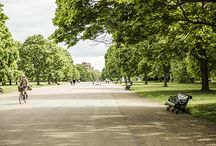 London Parks / The most beautiful parks in London