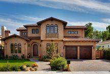 HOME | Spanish style