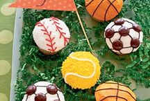 Sports Theme Party / kids party, sports party, baseball party, kids birthday party, kids parties, soccer party