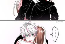 Saeran x MC --MM--