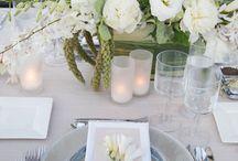 Florystyka, dekoracje stołu