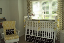 Nursery Ideas / by Stacey Wagoner