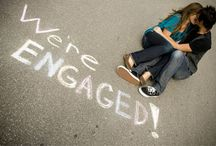 Engagement Photo Ideas / by Jaclyn Ann