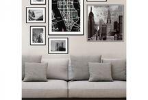 Déco murales CosyGallery / Dans ce tableau découvrez tous les produits disponibles chez CosyGallery, pour les amoureux de la #déco et de la #qualité