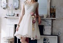 vintage dress  / by Anitalynn Katz
