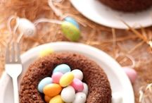 PAQUES / Notre sélection de recettes gourmandes et d'idées déco pour un repas de Pâques réussi !