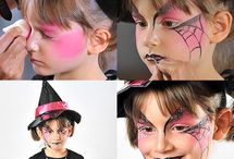 halloween make up for kids