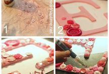 Stuff to do when you r bored / Letter crafts