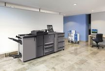 Konica Minolta bizhub PRO 951 /     Black & white production speed of 95 A4 or 55 A3 pages per minute, as well as high RIP Perfomance for outstanding productivity     High print quality with 1,200 x 1,200 dpi resolution and LED print head     Media weights between 40 and 300 gsm (optional 350 gsm) and Intelligent paper catalogue with mixplex/mixmedia functionality     Modular paper feeding and versatile finishing options For more info contact us: social@smartprint-uk.com