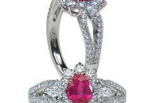 "Rubies / Our favorite fiery stone. See all things ""ruby""."
