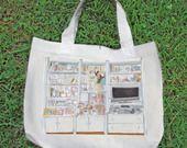 Tote bag d'artista personalizzabili