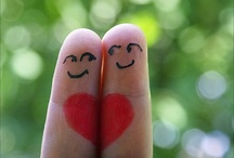finger friends :) / by April Ritchea