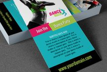 Fitness Rack Card Ideas / Fitness Rack Card Templates for Yoga, Cross Fit, Personal Training and more. https://fittemplates.com/product-category/rack-cards/