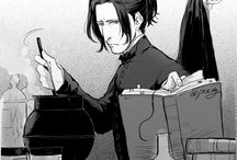 Severus Snape - HP