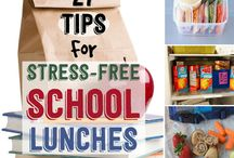 Sack Lunch / School lunches