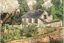 Vincent Van Gogh / #Paintings of Van Gogh