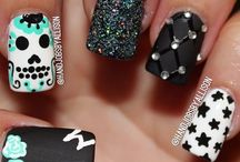 Uñas / nails, uñas, inspiración para uñas