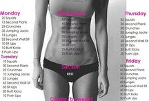 Workout/fitspo