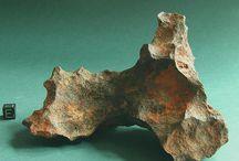 meteoryt / znaleziska z kosmosu