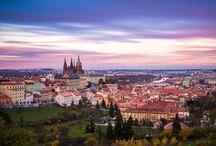 Praha podle fot.Bogdana