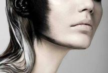 my makeup work / izabela Szelagowska