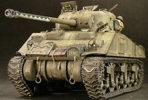 WW2 - SHERMAN FIREFLY
