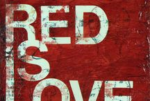 Red is ..
