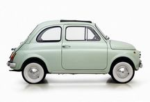 Fiat 500 / My small wish for the future
