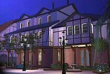 Sims - Modern - Hotels