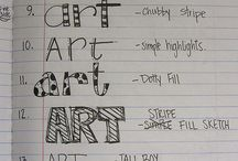 Calligraphy - Quotes