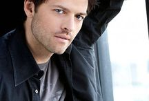 Misha Collins / Love Misha Collins and his blue eyes *.*