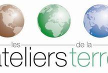 Les Ateliers de la Terre / La Global Conference - Forum International pour un développement durable est une conférence internationale qui réunit annuellement les décideurs engagés pour un  développement durable.