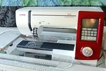 Janome 7700-8900 Info, etc / Just got a new Janome 8900 - pins for tutorials, info, helpful tips, etc. / by Kaye Prince